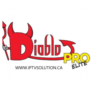 Abonnement diablo pro iptv elite 4K - iptv solution -